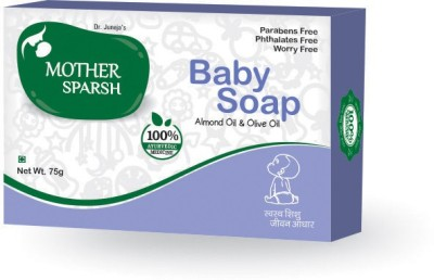 Mother Sparsh Baby Soap (Pack of 5)