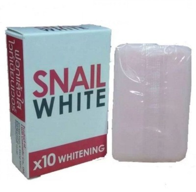 Snail White Skin Whitening, Lightening Soap