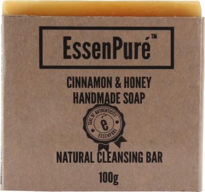 EssenPure Cinnamon & Honey Handmade Soap