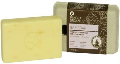 Pangea Organics Pyrenees Lavender with Cardamom Bar Soap