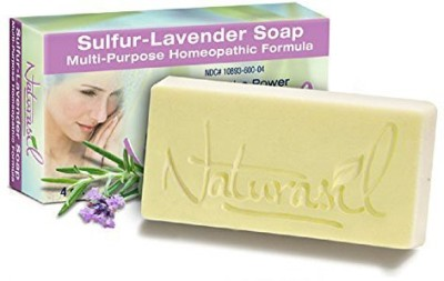 NATURE,S INNOVATION INC Sulfur-Lavender Soap by Naturasil