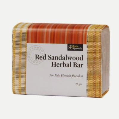 Bipha Ayurveda Red Sandal Wood Bar