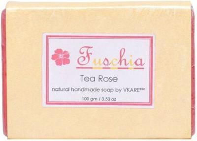 Fuschia Tea Rose