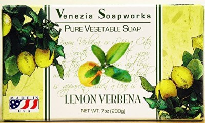 Sugar Plum and Jonathan Venezia Soapworks Moisturizing Soap Lemon Verbena