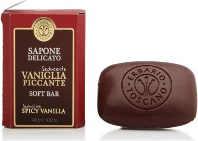 Erbario Toscano Seductive Italian Spicy Vanilla Soap