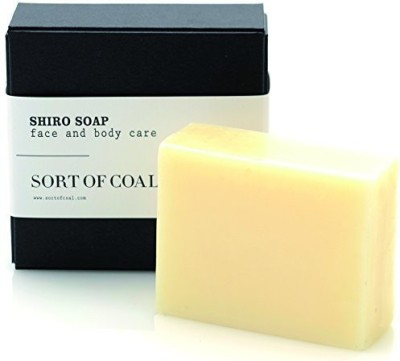 Sort of Coal - Shiro Activated Charcoal Soap For Face & Body