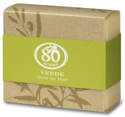 80 Acres Verde Olive Oil Soap(153 g)