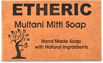 Etheric Multani Mitti hand Crafted Soap(75 g)