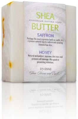 Nyassa Shea Butter Handmade Honey Saffron Premium Soap