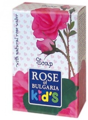 Bio Fresh Rose of Bulgaria Soap for Children