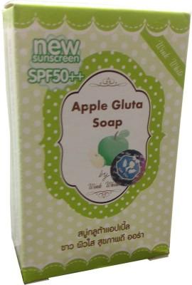 Wink White Apple Gluta Soap, New Sunscreen SPF- 50++
