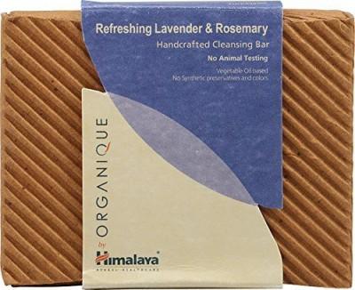 Himalaya Organique Refreshing Lavender & Rosemary Soap Herbals Bar