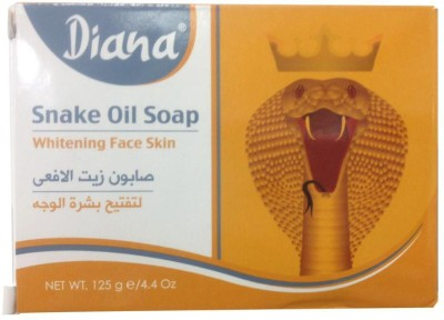 Diana Snake Oil Soap Whitening Lightening Face Skin