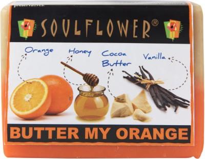 Soulflower Butter My Orange Soap
