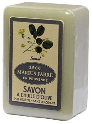 Marius Fabre Savon de Marseille Soap Sandalwood Bar