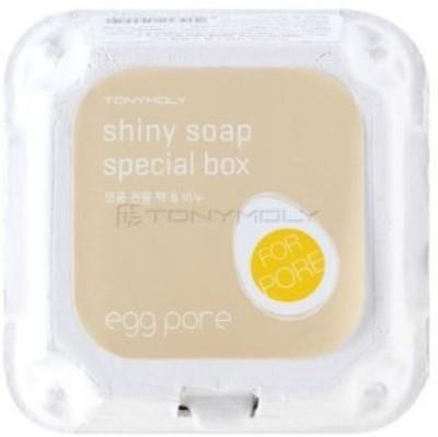 TONYMOLY egg pore shiny soap special box