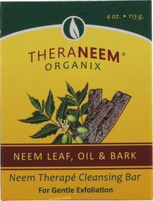 Organix South: Whole Neem Leaf Oil & Bark Soap TO