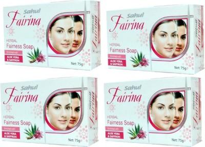 Sahul Fairina Herbal Fairness Soap