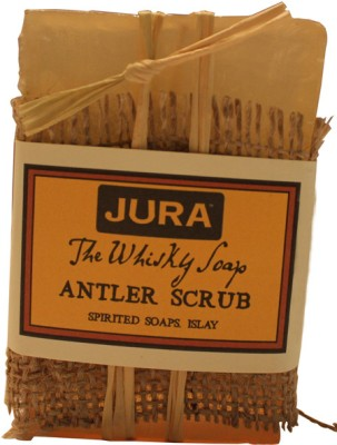 Spirited Soaps Jura Single Malt Whisky Face & Body Bar