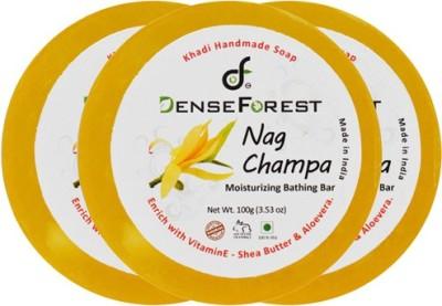Dense Forest Nagchampa Khadi Soap