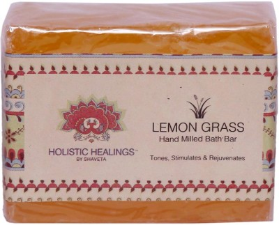 Holistic Healing By Shaveta Lemon Grass Soap