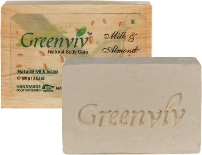 Greenviv Natural Milk Soap