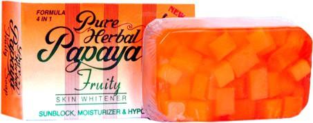 Pure Herbal Fruit Soap Skin Fairness(135 g)