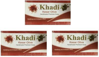 Khadi Shivalik Kesar Olive Soap