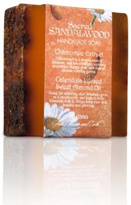 Nyassa Sacred Sandalwood Handmade Chamomile Premium Soap