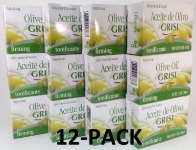Grisi Olive Oil Soap - Jabon Aceite de Olivo