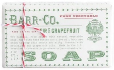 Barr Co Barr-co. Fir Grapefruit Bar Soap