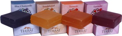 Terrai Natural Products Glycerin Soap Set