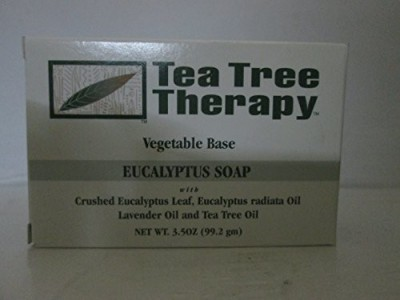 Tea Tree Therapy Eucalyptus Bar Soap- 6 per case.