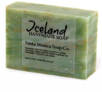 Santa Monica Soap Co. Handmade Soap - Iceland