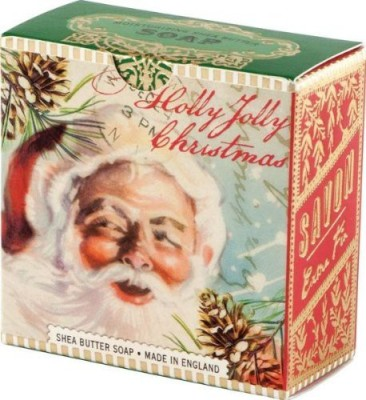 Michel Design Works Holly Jolly Little Soap (SOAM509)