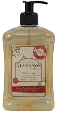 A La Maison French Liquid Soap White Tea