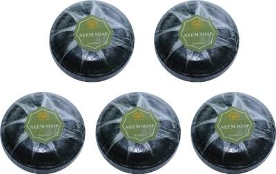 Kairali Neem Soap (100g) - Pack of 5