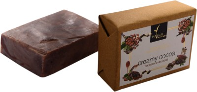 Natural Bath & Body Creamy Cocoa Bathing Bar