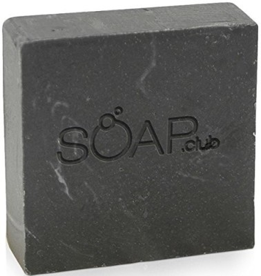 Soap Club Dead Sea Mud Handmade Natural Soap By - Perfect For All Skin Types - 1 Pack