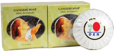 DXN Ganozhi Soap From Malaysia - Pack Of 2