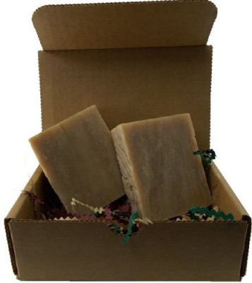 YANKEETRADERS Brown Sugar Fig Goat Milk Soap Bars - Handmade Bars