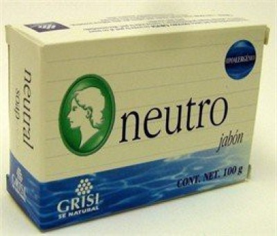 Indio Products Grisi Natural Soap Neutral / Neutro