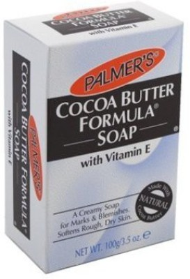 Palmers Cocoa Butter Soap W/ Vitamin E (3 Pack)