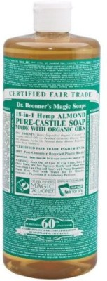 Dr. Bronners Almond Soap