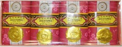 Bee & Flower 4 Pack Rose