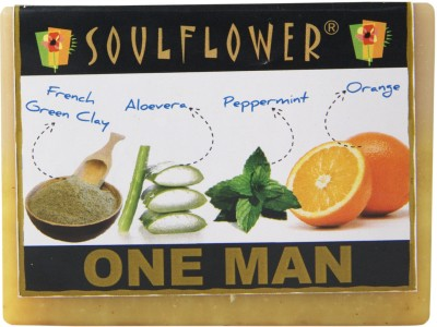 Soulflower One Man Soap