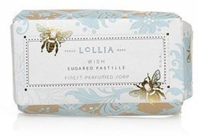 Lollia Wish Boxed Soap