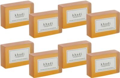 Khadi Natural Herbal Honey Soap (Set of 8)