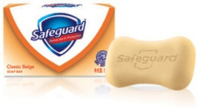 Safeguard Classic Beige Whitening Soap