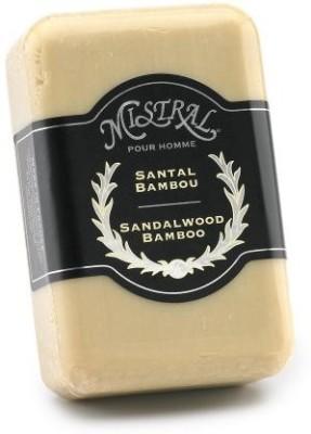 Mistral Men,s Soap Sandalwood Bamboo